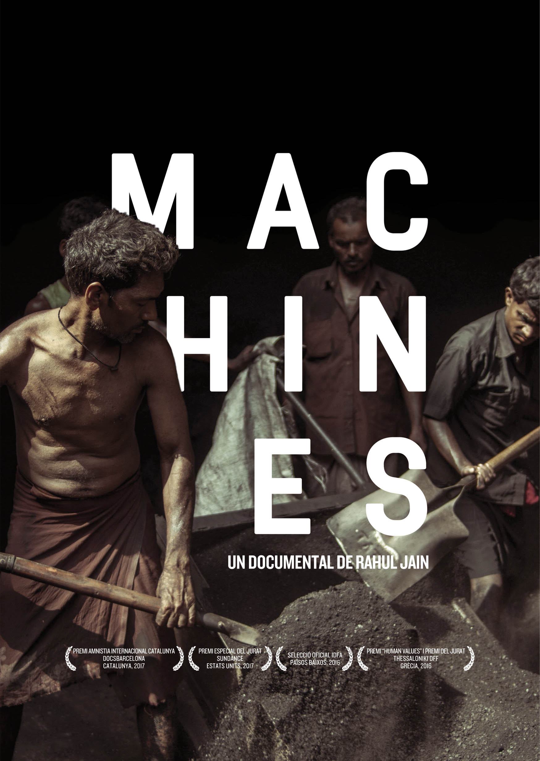 Documental del mes:Machines
